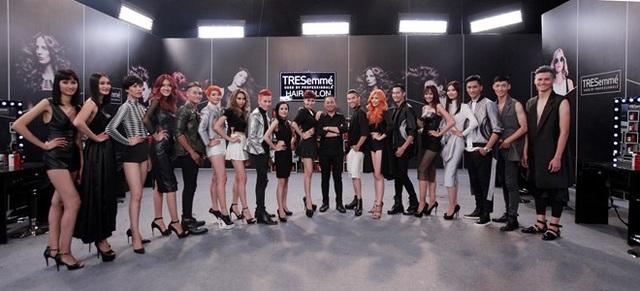 Các thì sinh thay đổi ngoạn mục tạiVietnam's next top model
