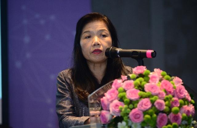 Bác sĩ Lê Bạch Mai cho biết tình trạng thiếu hụt dinh dưỡng ở phụ nữ mang thai và bà mẹ cho con bú diễn ra phổ biến với tỉ lệ cao