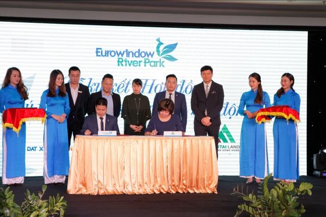 Ấn tượng lễ ra mắt dự án Eurowindow River Park - 3