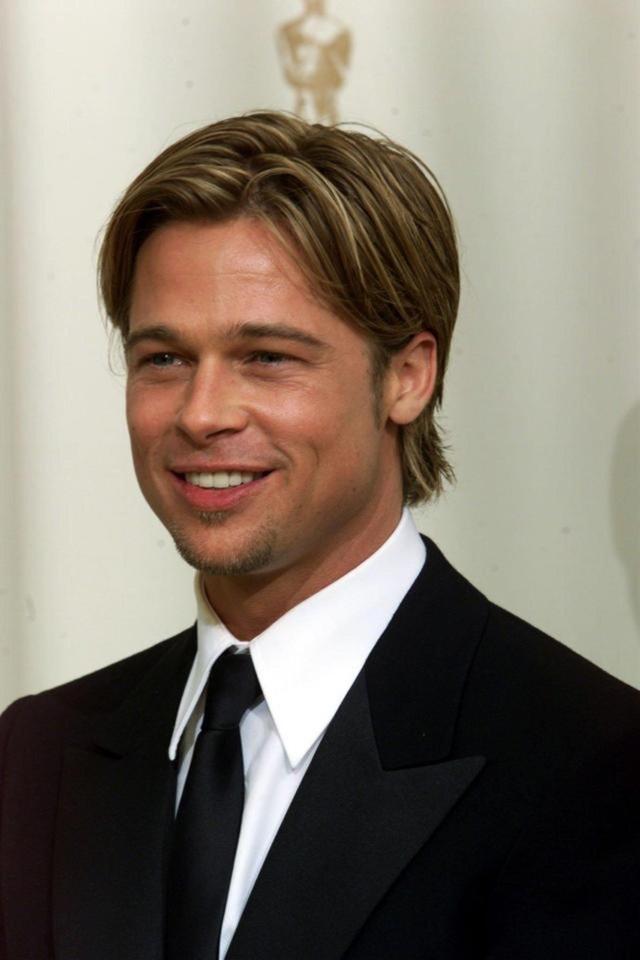 Nam diễn viên Brad Pitt là nguồn cảm hứng cho cặp song sinh