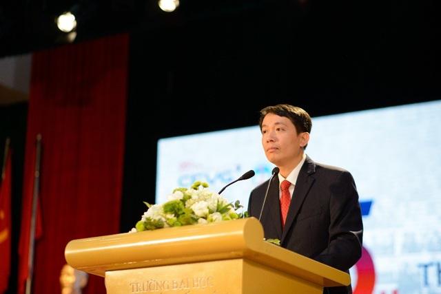 Ông Phạm Quang Hưng – Cục Trưởng Cục hợp tác quốc tế, Bộ Giáo dục & Đào tạo