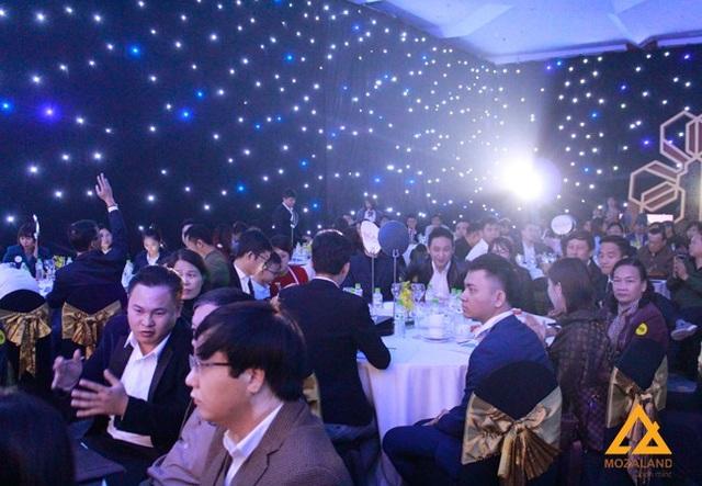 Nhiều khách hàng tham dự và bày tỏ niềm yêu thích dự án