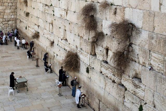 Bức tường phía Tây (Ảnh: Getty)