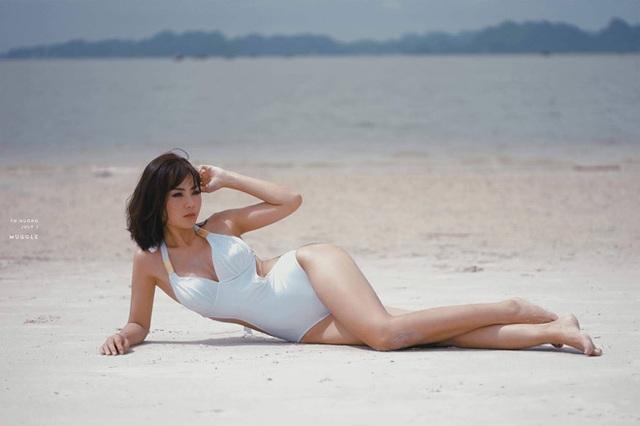 Ít ai biết trước đây Thanh Hương có nhiều năm tham gia học võ thuật.