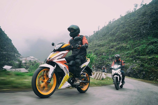 Cơ hội đi Nhật xem MotorGP trong cuộc thi ảnh cùng WINNER - 4