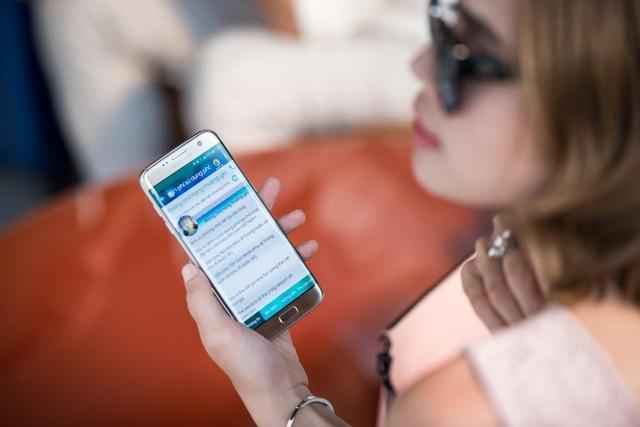 Không chỉ mang lại những trải nghiệm nhờ những tính năng vượt trội, Galaxy S7 edge còn mang đến những trải nghiệm thực tế ngoài đời sống nhờ gói ưu đãi đặc quyền Samsung Elite
