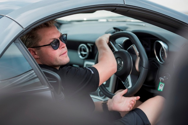 Đếm ngược đến Học viện Lái xe An toàn Mercedes-Benz 2017 - 4