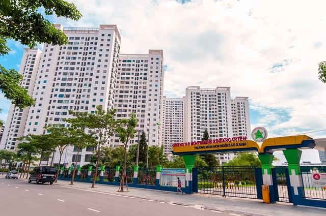 Cư dân An Bình City được hưởng lợi từ cơ sở hạ tầng hoàn thiện và sẵn có trong toàn KĐT