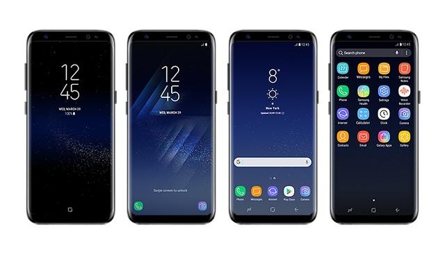 Thiết kế Galaxy S8 nâng tầm giao diện người dùng - 4