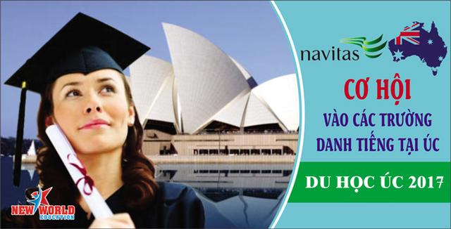 Săn học bổng du học Úc lên đến 30% từ tập đoàn giáo dục Navitas 2017 - 4