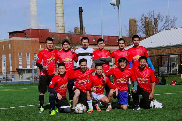 Đồng hạng 3 - đội Chicago United.