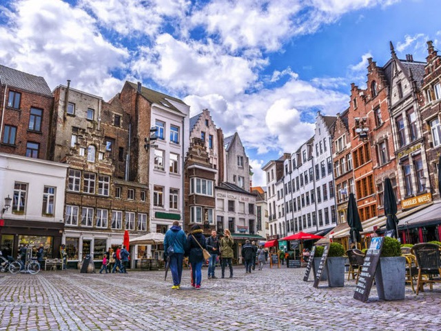 30 thành phố là niềm mơ ước sống của người trẻ - 5