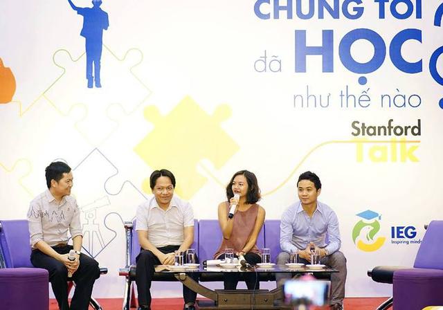 Cô gái Việt nhận 12 học bổng Võ Tường An.