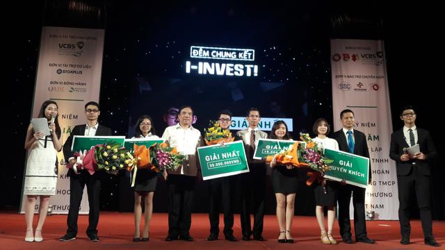 Nguyễn Trọng Đình Tâm giành quán quân I-INVEST 2017 - 4