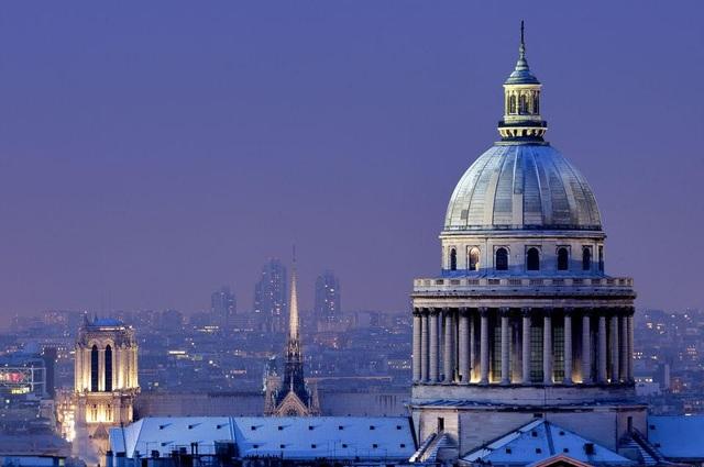 10 điểm ngắm hoàng hôn đẹp nhất Paris - 4