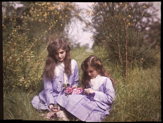 Những bức ảnh màu tuyệt đẹp chụp từ kỹ thuật lỗi thời 100 năm trước - 15