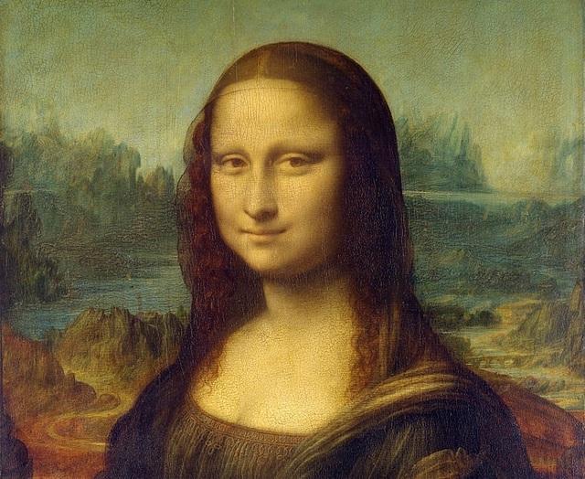 """Bức tranh """"Nàng Mona Lisa"""" (Nguồn: Wikipedia)"""
