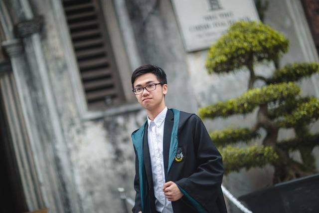 Sắp tới, 9X Việt sẽ nhập học Đại học công nghệ Nanyang, Singapore.
