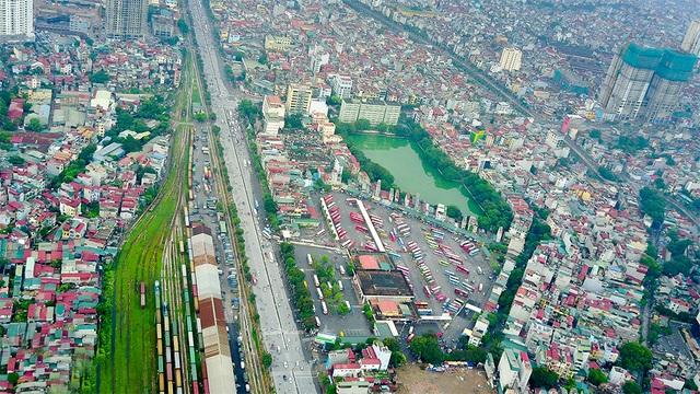 Các tuyến xe khách ở bến xe Giáp Bát sẽ được chuyển về hoạt động ở bến xe Cổ Bi, bến Đông Anh, bến Yên Nghĩa và bến xe phía Nam.