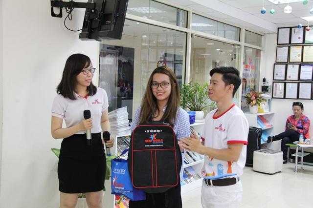 Du học sinh Mỹ - Nguyễn Phạm Thanh Trúc lên chia sẻ cuộc sống du học Mỹ