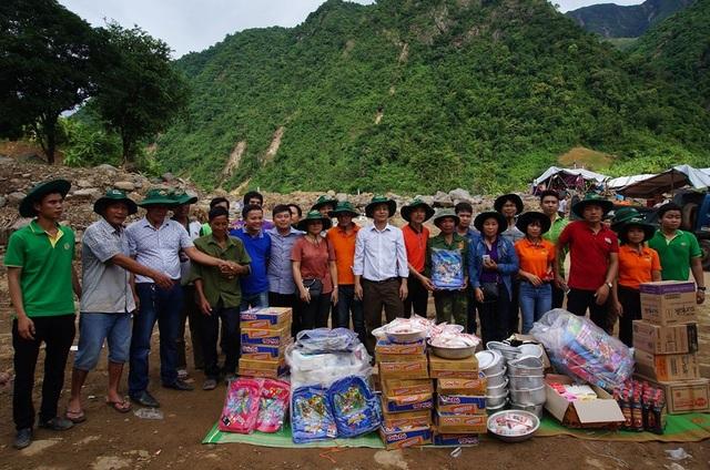 Dekalb Việt Nam đã thu thập được sự đóng góp tự nguyện của nhiều đại lý và cá nhân dành cho đồng bào Sơn La