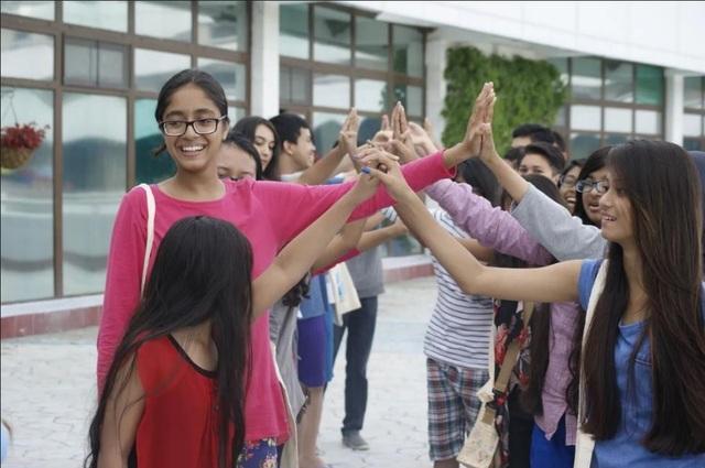 Các bạn trẻ Việt Nam quốc tế khác tham dự trại hè thiếu nhi của Rosatom