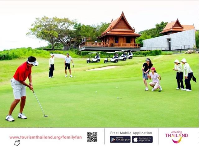 Thái Lan – miền thiên đường của du lịch Golf - 4