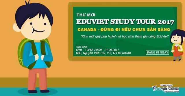 Eduviet Study Tour 2017: Canada - Đừng đi nếu chưa sẵn sàng - 4