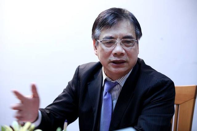 Viện trưởng Viện kinh tế Việt Nam Trần Đình Thiên