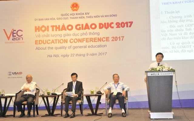 """Chất lượng giáo dục Việt Nam: Cớ sao """"trên bảo tốt - dưới bảo không tốt""""? - 4"""