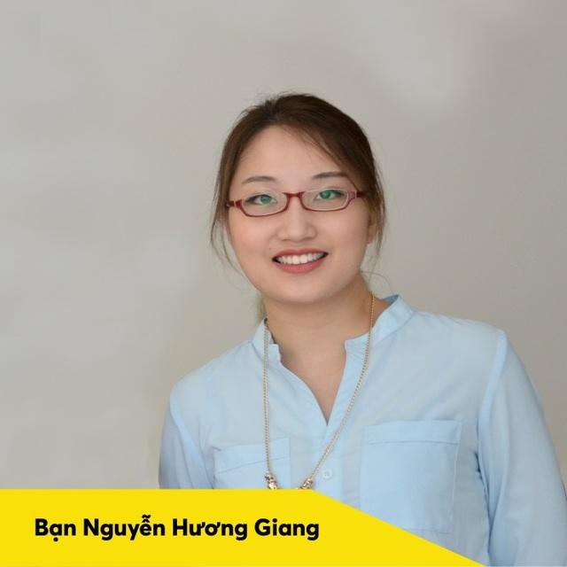 Cựu sinh viên chương trình Dự bị Đại học Quốc tế - Nguyễn Hương Giang