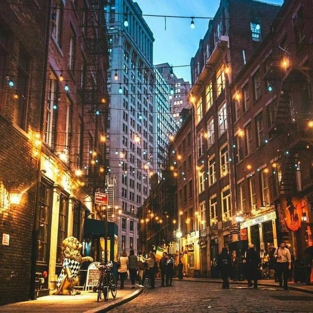 """9 điểm chụp hình """"tự sướng"""" đẹp nhất New York - 4"""