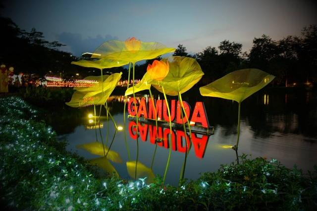 Lễ hội Đèn lồng Gamuda, LePARC by Gamuda