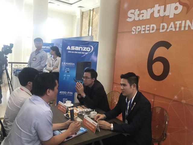 Ông Phạm Văn Tam đã bày tỏ sự ưu tiên đầu tư cho startup ở lĩnh vực sản xuất và nông nghiệp.