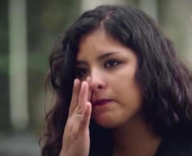 Cô rơi nước mắt khi kể lại quãng thời gian đau đớn
