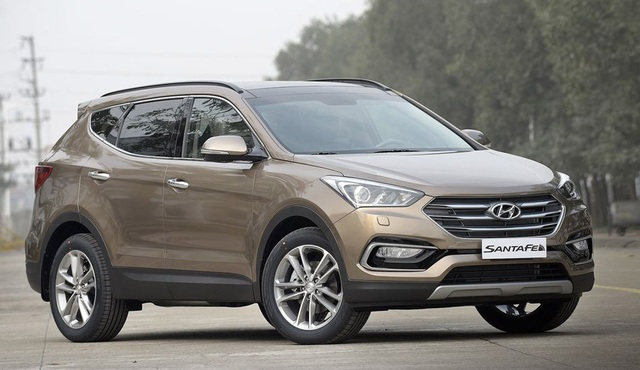 photo-4 Hyundai SantaFe 2017 giảm giá sốc.