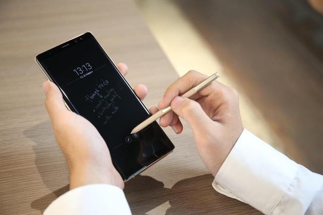 Galaxy Note8 – cảm hứng sống của những người chuyên nghiệp - 5