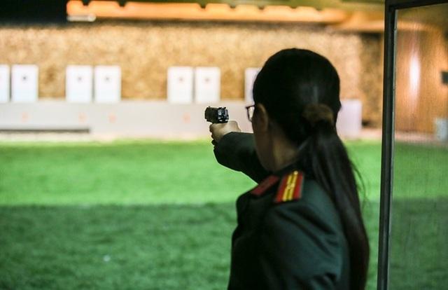 Ngoài thi đấu lấy thành tích, mỗi cuộc thi còn được xem như tiêu chí đánh giá mức độ hoàn thành nhiệm vụ của các chiến sĩ Cảnh vệ, kể cả chiến sĩ Cảnh vệ nữ.