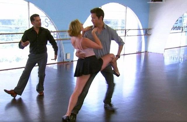 Học khiêu vũ cùng Anthony