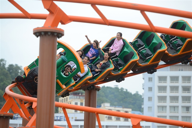 """""""Niềm vui tột đỉnh tại công viên chủ đề lớn nhất Đông Nam Á Dragon Park"""" - 5"""