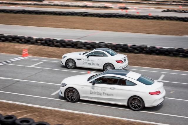 Đếm ngược đến Học viện Lái xe An toàn Mercedes-Benz 2017 - 5