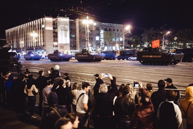 Ngày Chiến thắng trong trái tim người dân Nga - 2