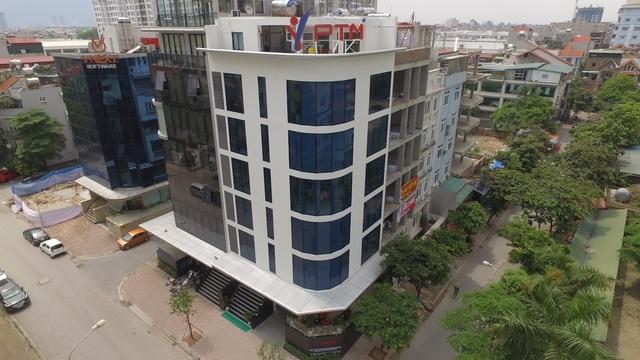 Hình ảnh toàn cảnh Tòa nhà PTM – 68 Lưu Hữu Phước, Phường Cầu Diễn, Quận Nam Từ Liêm, Hà Nội