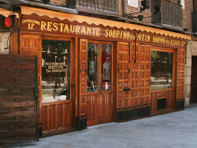 Những nhà hàng cổ xưa nhất thế giới - 5