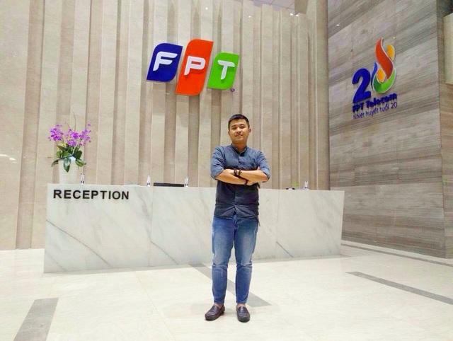 Ông Phạm Bùi Tuấn Vũ - Phó phòng kỹ thuật hệ thống Trung tâm INF, FPT Telecom; với những chia sẻ về nhu cầu tuyển dụng và nguồn nhân lực của ngành.