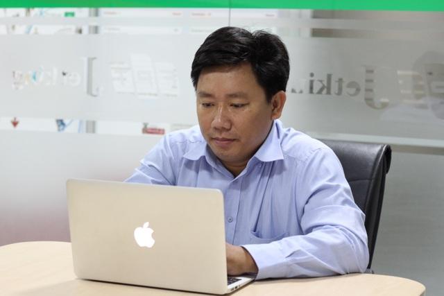 Tiến sĩ Nguyễn Thanh Dũng, Giám đốc đào tạo - Học Viện Mạng & Phần cứng FPT Jetking.