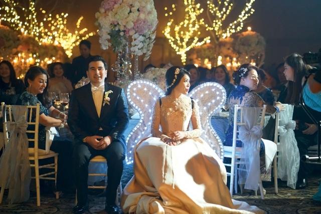 Đám cưới tại Singapore có tới 600 khách mời
