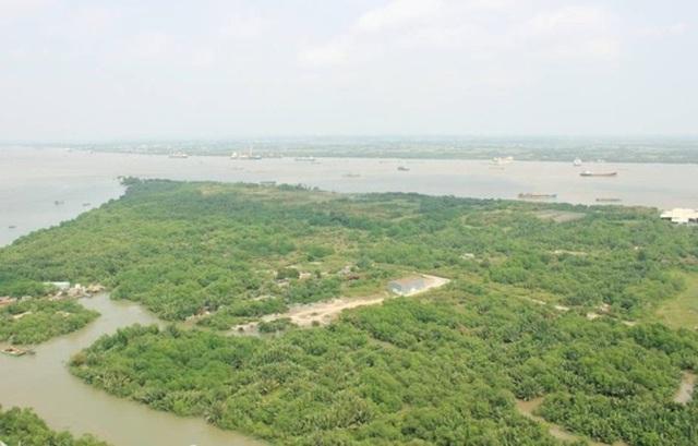 Siêu dự án Saigon Peninsula 6 tỷ USD vẫn là một vùng đất hoang hoá