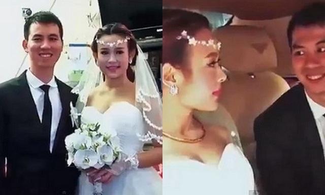 """Những hot girl Việt """"một bước lên tiên"""" nhờ lấy chồng đại gia - 2"""