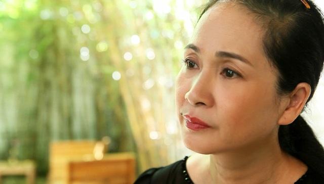 Từ phim Sống chung với mẹ chồng, nghệ sĩ Lan Hương gắn liền với biệt danh bà Phương mẹ chồng